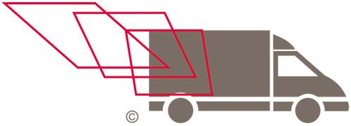 Logo camion Savoies Hayons